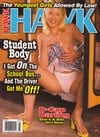 Hawk March 1998 magazine back issue