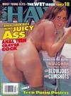 Hawk April 2000 magazine back issue