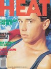 Kristen Bjorn Heat December 1989 magazine pictorial