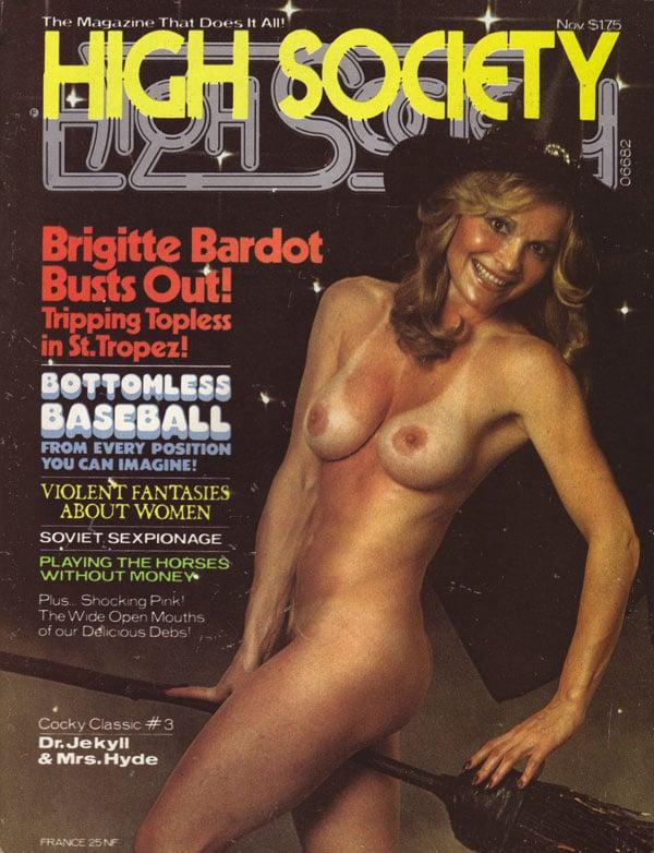 Turns! high society women nude has