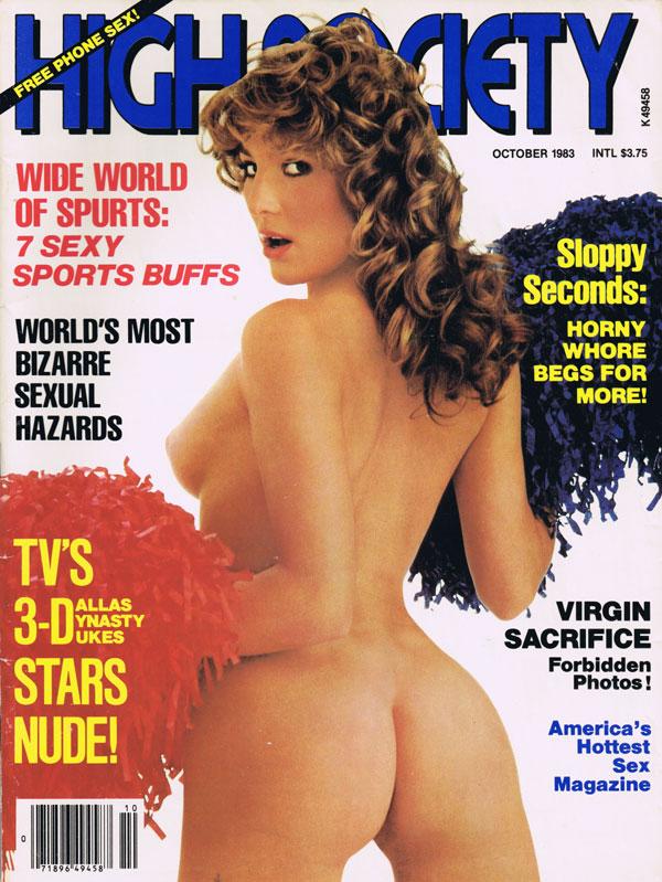 Society adult magazine high