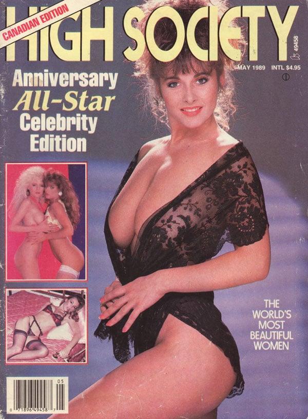 High society adult magazine