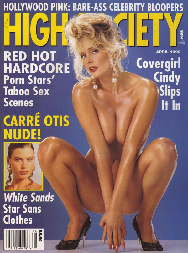 Sorry, that high society porn magazine covers perhaps