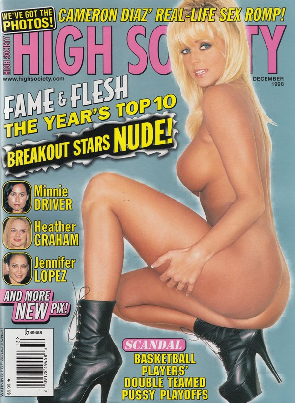 society magazine covers porn High