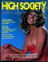 High Society August 1977 - CS magazine back issue