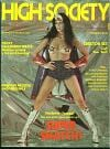 High Society November 1977 - CS magazine back issue