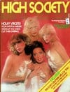 High Society December 1977 magazine back issue