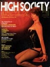 High Society January 1978 magazine back issue