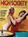 High Society September 1978 magazine back issue
