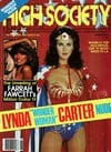 High Society August 1979 magazine back issue