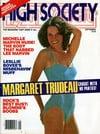 High Society September 1979 magazine back issue