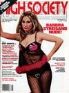 High Society November 1979 magazine back issue