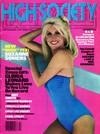 High Society December 1979 magazine back issue