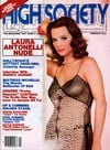 High Society February 1980 magazine back issue