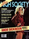 High Society November 1980 magazine back issue