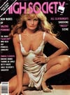 High Society March 1981 magazine back issue