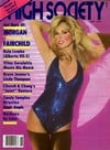 High Society June 1981 magazine back issue