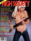 High Society November 1981 magazine back issue