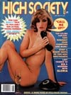 high society magazine back issues, hottest magazine in america, nude girls, sex photos, vintage 1982 Magazine Back Copies Magizines Mags