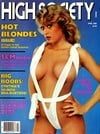 Sybil Danning High Society April 1984 magazine pictorial