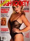 Taija Rae magazine cover Appearances High Society February 1987