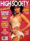 Jeannette Littledove magazine cover Appearances High Society February 1988