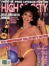 High Society May 1988 magazine back issue