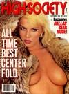 Petra Vieten magazine cover Appearances High Society November 1988
