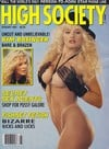 Suze Randall High Society August 1991 magazine pictorial