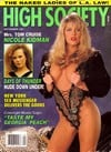 High Society September 1991 magazine back issue