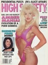 Amber Lynn magazine cover Appearances High Society May 1992