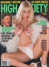 High Society March 1993 magazine back issue