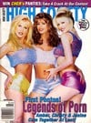 Amber Lynn, Christy Canyon, Janine magazine cover Appearances High Society August 1995