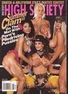 Breast Western, Major Mamms, Ivana Cartier And The Samoan Hoa magazine cover Appearances High Society November 1995