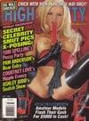 Jenna Jameson High Society July 1999 magazine pictorial