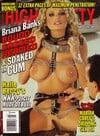 Briana Banks magazine cover Appearances High Society January 2002