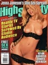 High Society December 2003 magazine back issue