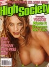 High Society December 2004 magazine back issue