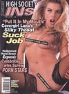 High Society Insider # 5 magazine back issue