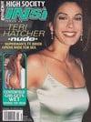High Society Insider # 8 magazine back issue