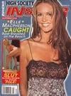 High Society Insider # 9 magazine back issue