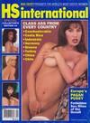 High Society International # 4 magazine back issue