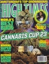 High Times April 2011 magazine back issue