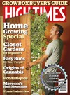 High Times November 2013 magazine back issue