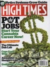 High Times October 2014 magazine back issue