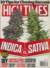 High Times January 2015 magazine back issue cover image