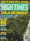 High Times March 2015 magazine back issue cover image