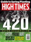 High Times May 2015 magazine back issue