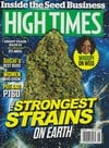 High Times June 2015 magazine back issue cover image