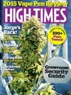 High Times July 2015 magazine back issue